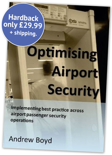 airport security training, Optimising Airport Security, Andew Boyd, Result, Oxford